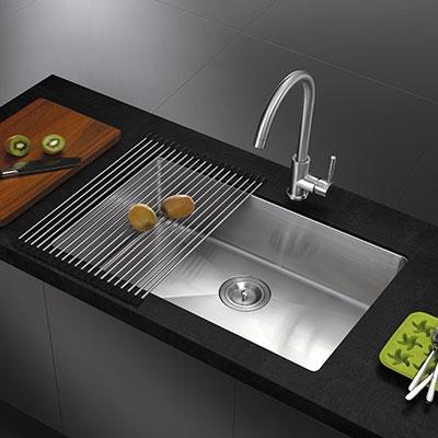 手工水槽-方圆系列效果图