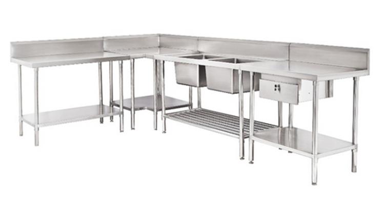 商用厨房工作台