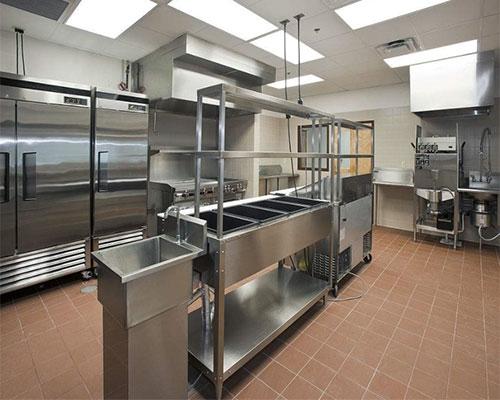 商用厨房不锈钢整体厨房